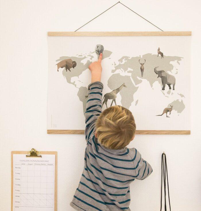 Designed Learning Nærværsplakaten i leg