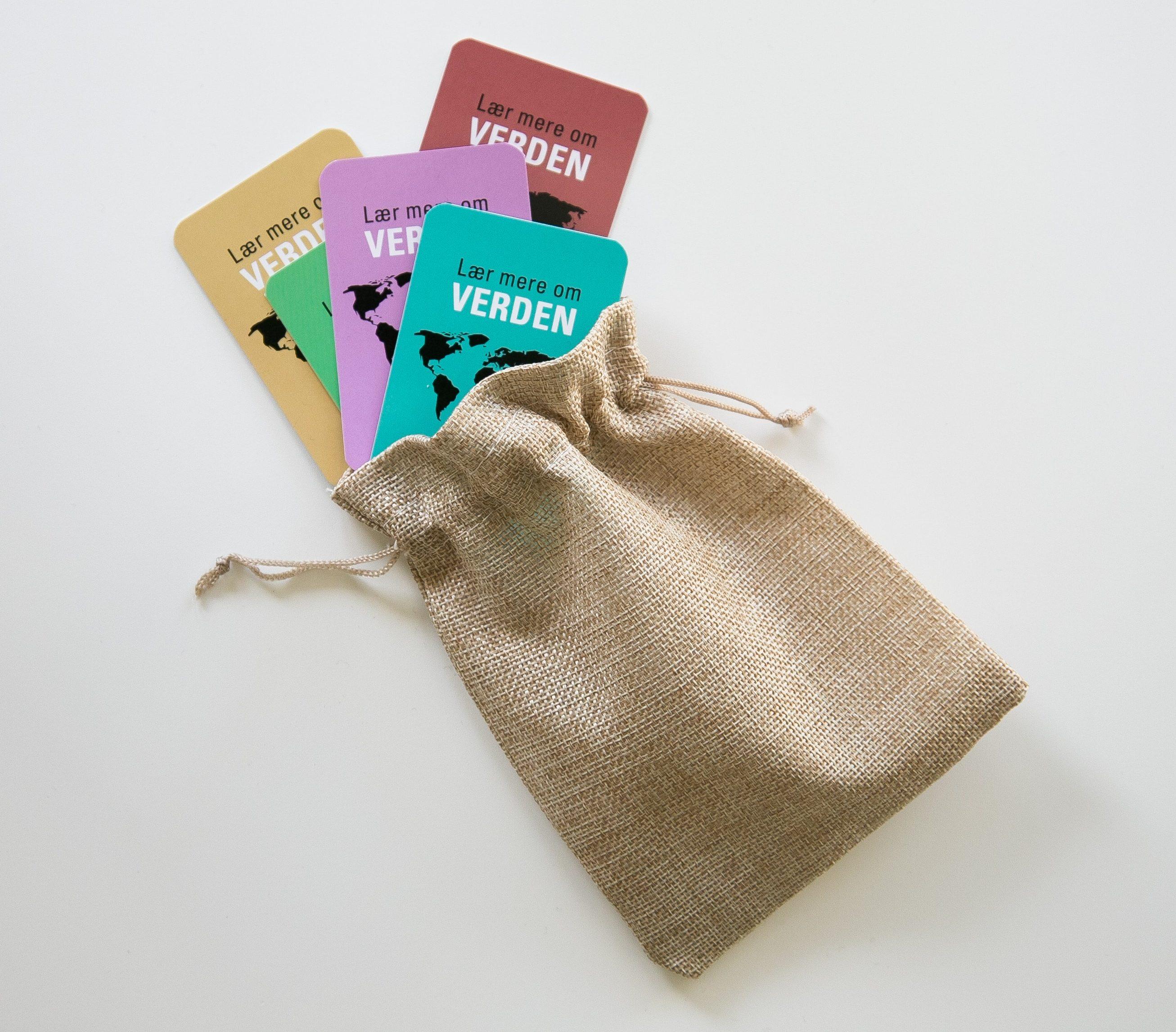 Designed Learning Komplet Spil i hørpose