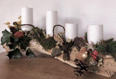 Advent, jul, nedtælling, lys, dekoration, børn, nærvær