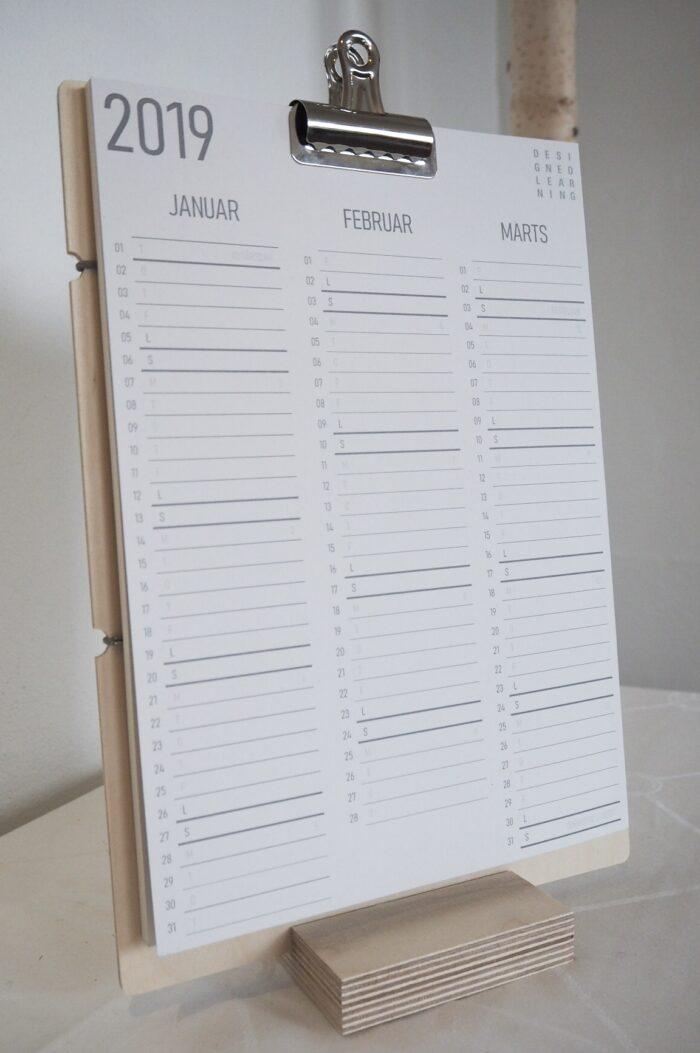 family planner, FAMILIETID, kalender, tid, nærvær