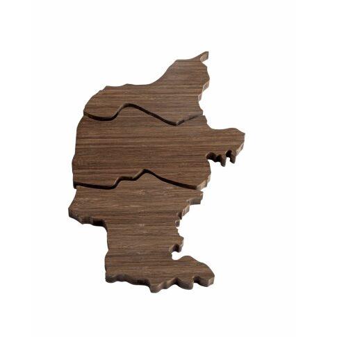 Geoskåner, Bordskåner, Jylland, Geografi